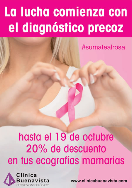 Diagnostico precoz cancer en Clinica Buenavista