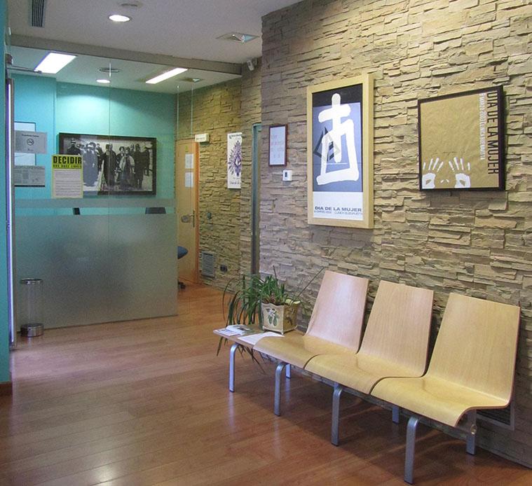 interior clinica